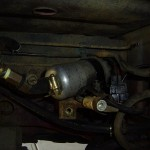 EJ22 swap into Brumby EFI fuel line