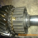 Subaru Outback 1.59 EA82 Low Range Conversion