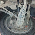 Radius rod extension